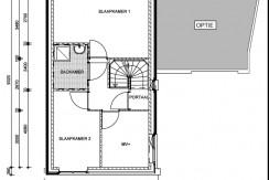 verdieping kavel 4
