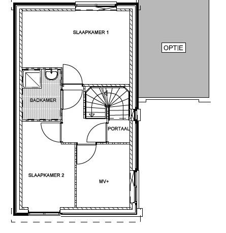 verdieping kavel 7