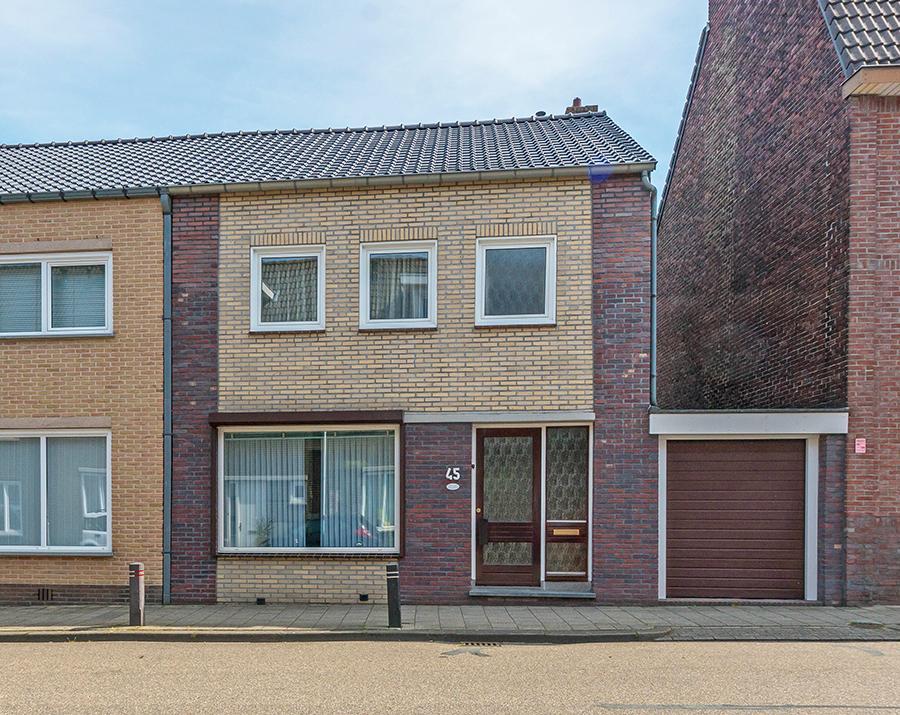 Marktstraat 45, Kerkrade