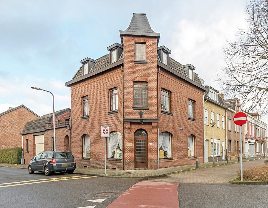 Nieuwstraat 58, Kerkrade