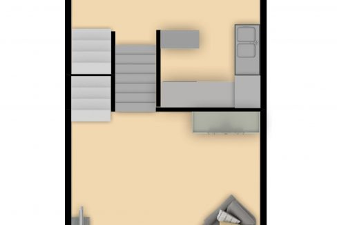 Plattegrond Verdieping Caumerboord 39A Heerlen_23