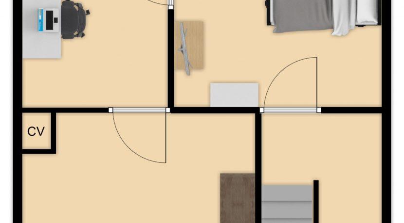 Niersprinkstraat 73 plattegrond_verdieping 2